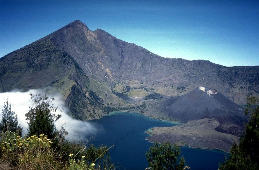 Mount Rinjani Lombok Island